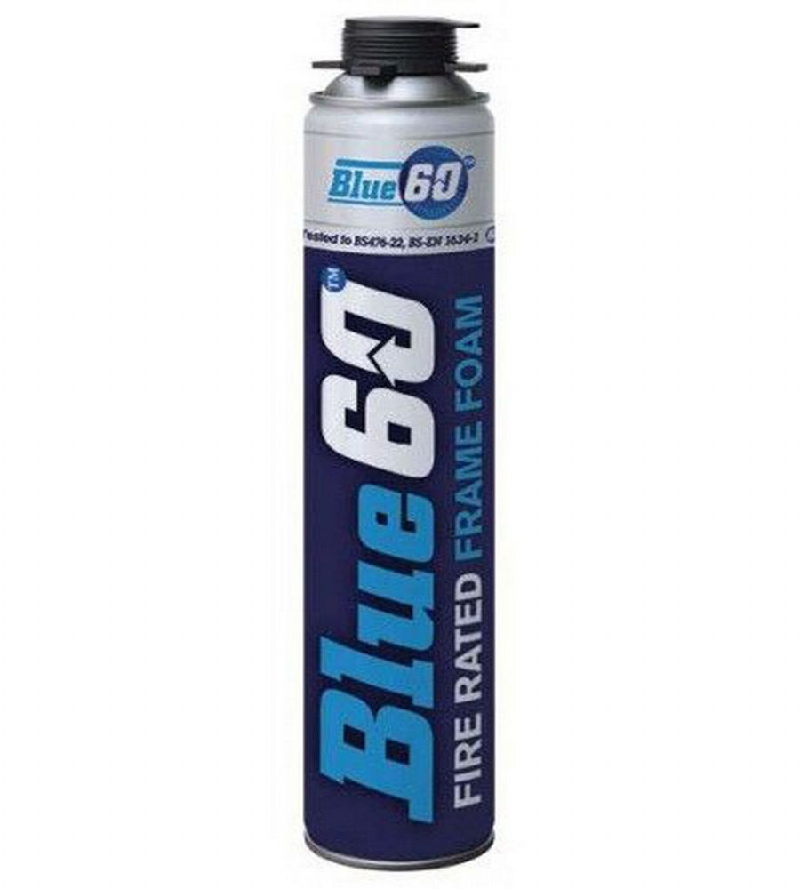 Blue 60 Fire Rated Frame Foam - 750ml